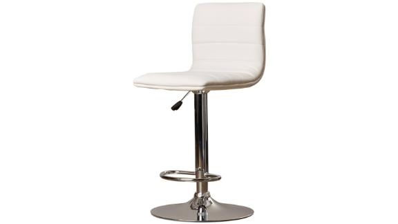 Wayfair Wade Logan Alexandrea Swivel Adjustable Height Bar Stool