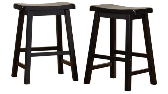 Wayfair Andover Mills Whitworth 24-inch Bar Stool