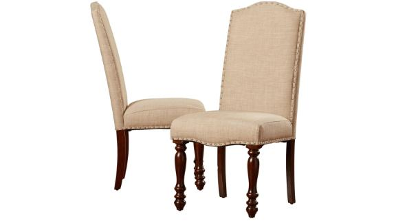 Wayfair Three Posts Lanesboro Upholstered Side Chair
