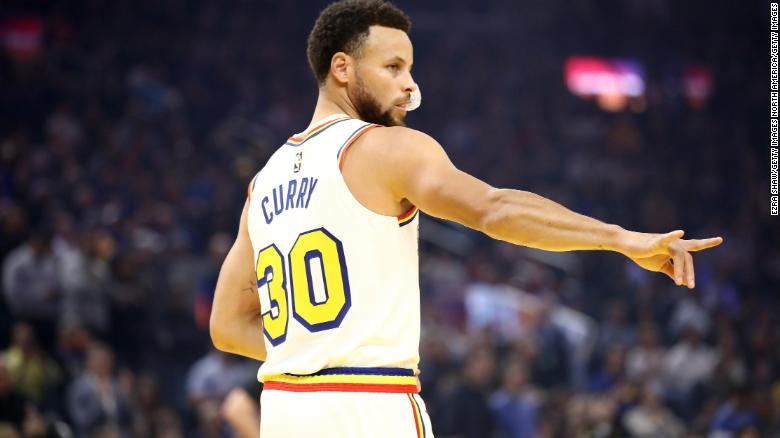 Steph Curry played his last game on October 30 but a broken hand in that game has kept him out of basketball for four months.