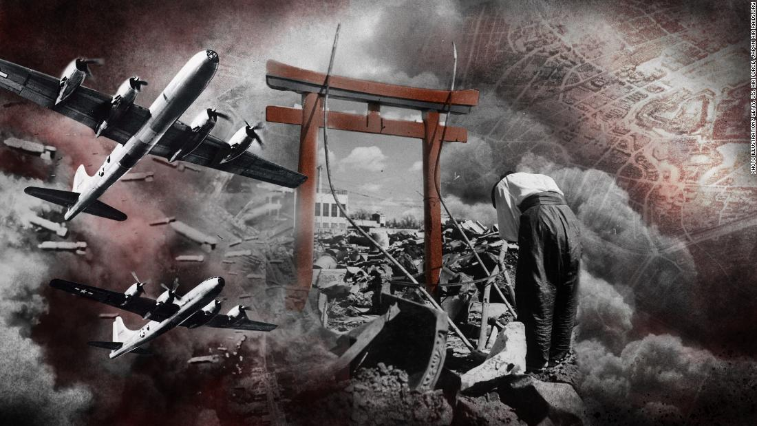 While the March 9-10, 1945, bombing of Tokyo was the deadliest raid of the war, for sheer totality of destruction it was eclipsed by the August 1, 194