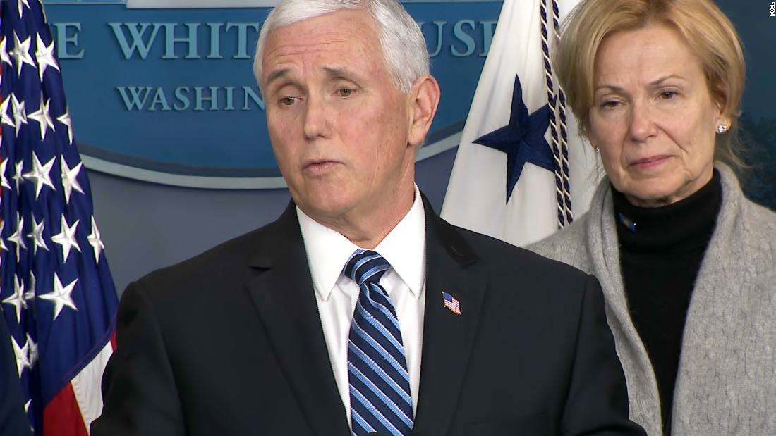 Pence says US tracking another cruise ship over coronavirus concerns thumbnail