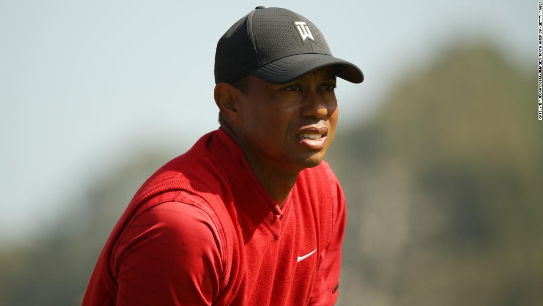 Tiger Woods withdraws from Players Championship with back injury