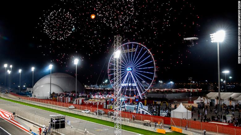 The Bahrain grand Prix will be raced without fans in 2020.
