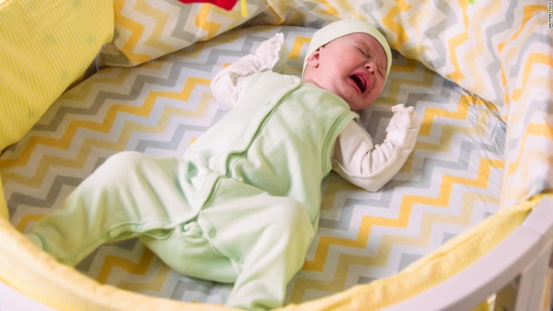 Infant sleep issues linked to mental health problems in adolescents, study suggests