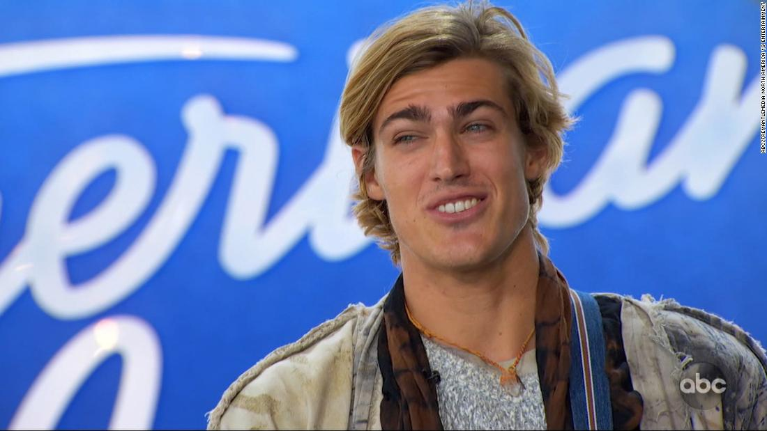 'American Idol' contestant can't name any of the judges thumbnail
