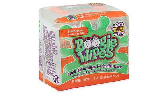 Boogie Wipes Natural Saline