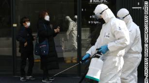Markets tumble as novel coronavirus cases grow in the US and northern Italy goes into lockdown