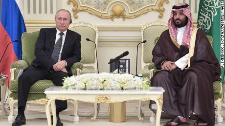 The oil price war follows a rift between Russian President Vladimir Putin and Saudi Arabia's crown prince, Mohammed bin Salman, over how best to balance world energy markets.
