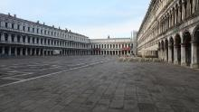 Tourists are staying away from Venice. Italy has the worst outbreak of coronavirus in Europe.