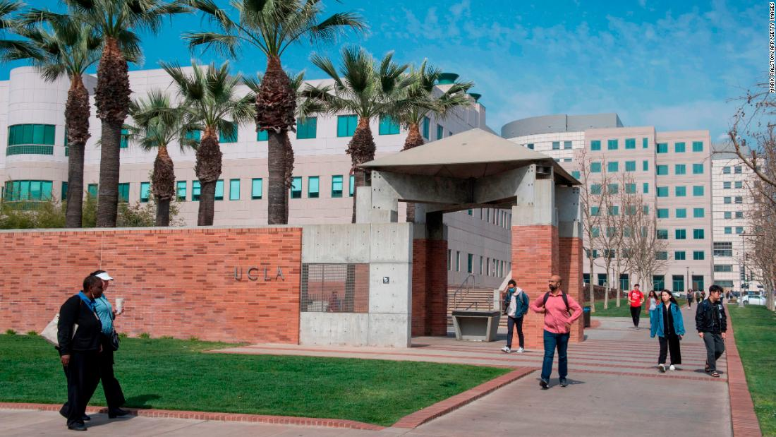 Some California colleges cancel in-person classes due to outbreak