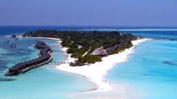 Hundreds of tourists are still stranded in the Maldives, an island nation known for its luxury resorts