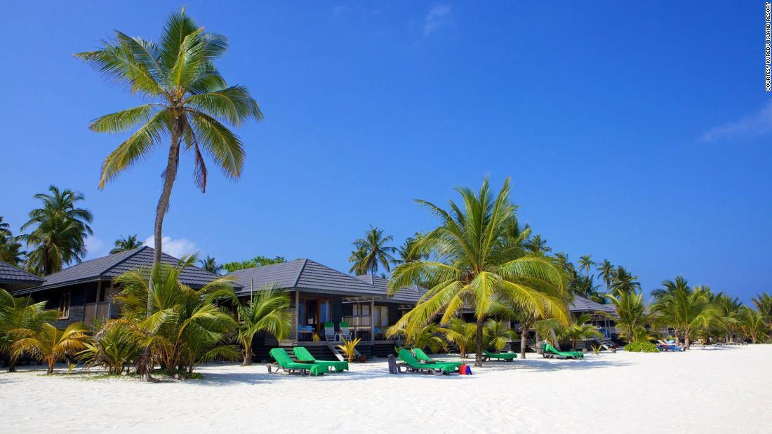 Tourists kept under quarantine at luxury Maldives resort