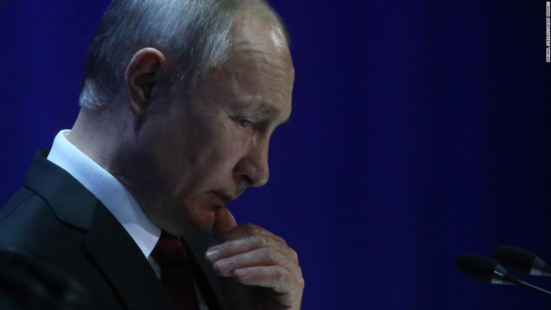 Why Russia And Vladimir Putin Are Waging An Oil War With America Cnn