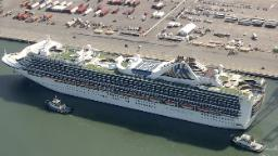 The CDC hasn't advised cruise lines yet about when they can resume travel