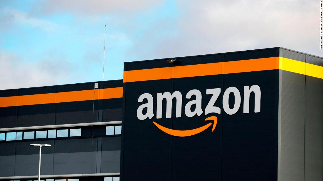 Amazon France to face more than $1 million penalty if it fails to limit deliveries to essential items thumbnail
