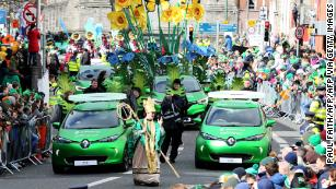 Ireland cancels St. Patrick's Day parades over coronavirus fears