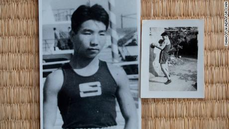 Iwao Hakamada was briefly a professional boxer who fought 29 bouts.