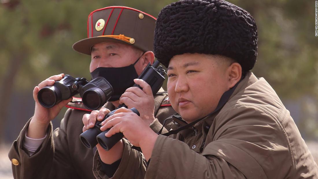 Η βόρεια Κορέα εγκαινιάζει την έκτη άγνωστο βλήμα σε λιγότερο από ένα μήνα