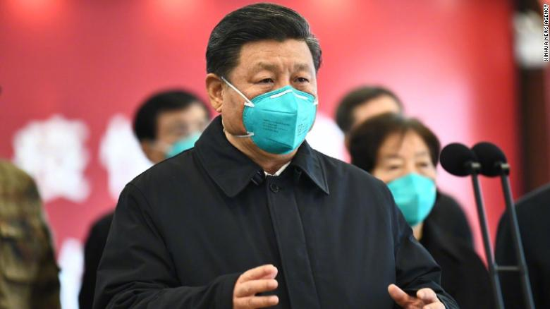 Chinese President Xi Jinping Visits Wuhan for 'Inspection' of Coronavirus Prevention Efforts