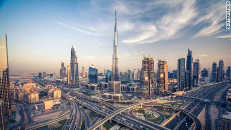 Emirates offers a free hotel stay with your Dubai layover