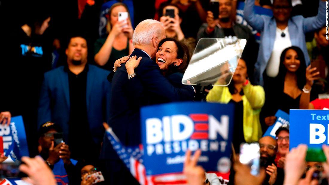 10 likeliest female running mates for Biden