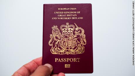 UK court rejects gender neutral passport challenge