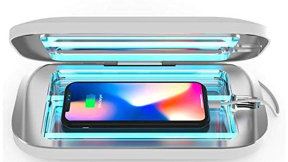 PhoneSoap 3 UV Smartphone Sanitizer & Universal Charger