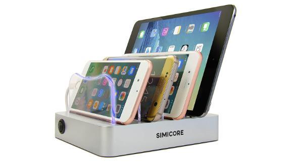 Simicore 4-Port USB Charging Station