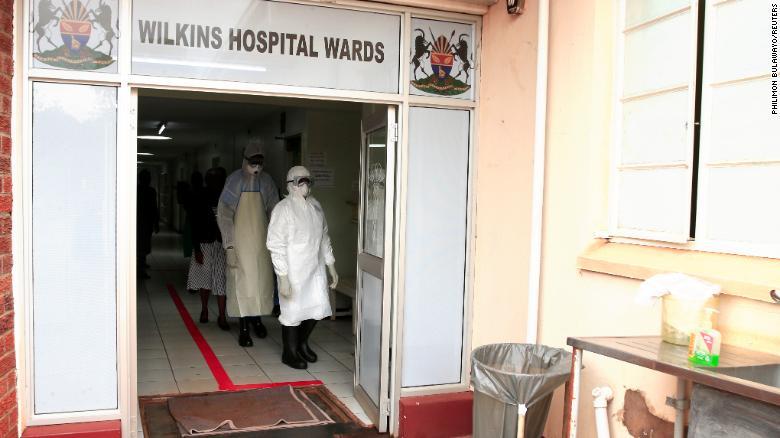 Prominent 30-year-old Zimbabwe broadcaster dies of coronavirus