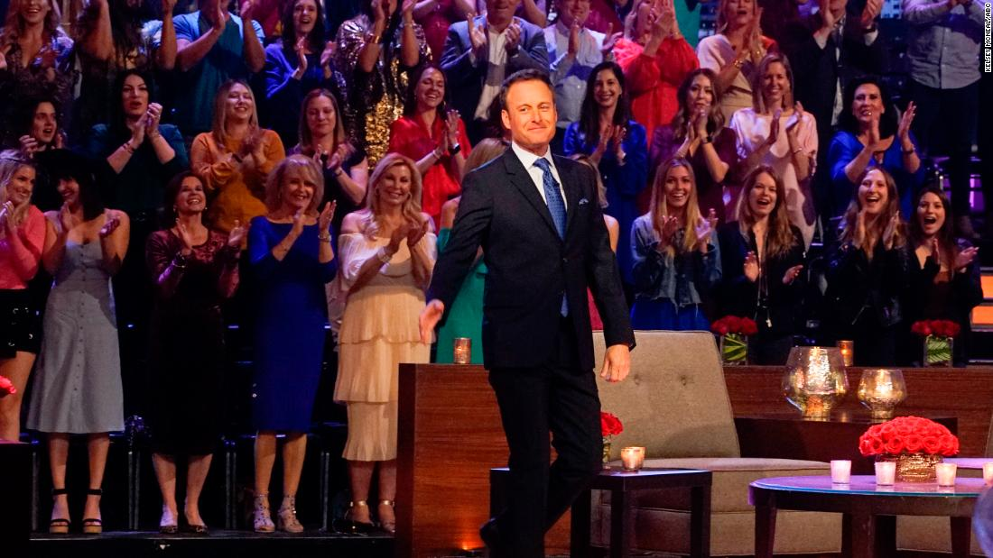 'The Bachelorette' host Chris Harrison promises the 'most explosive' season fans have ever seen