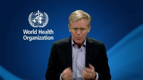 W.H.O.: Coronavirus is 'not unstoppable'