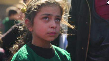 No one can protect these Syrian kids from the bombs. This group is at least trying to give them the skills to cope
