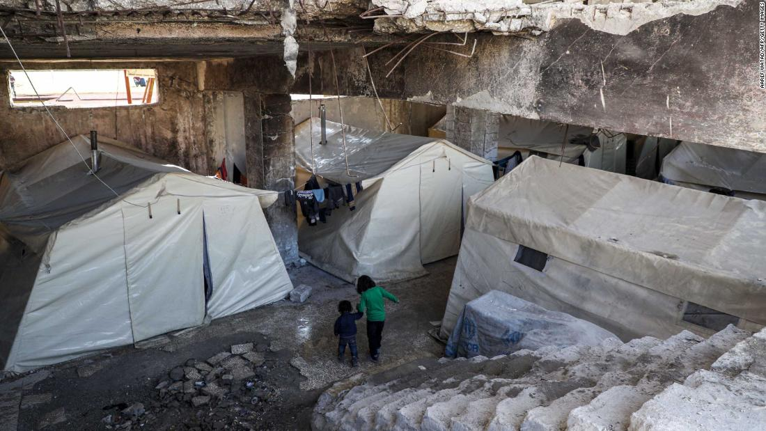 Opinion: How the US can help ease Idlib's catastrophe