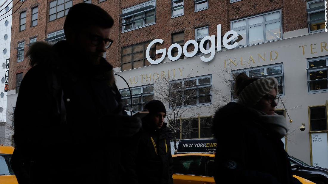Google has asked all of its North America employees to work from home