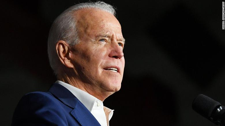 Biden: 'We can't allow politics to interfere with the vaccine in any way'