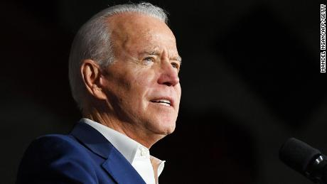 Joe Biden's running mate list is shorter than you might think -- for now, at least