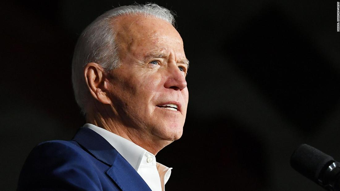 Biden: 'We can'tallow politics to interfere withthe vaccine in any way'
