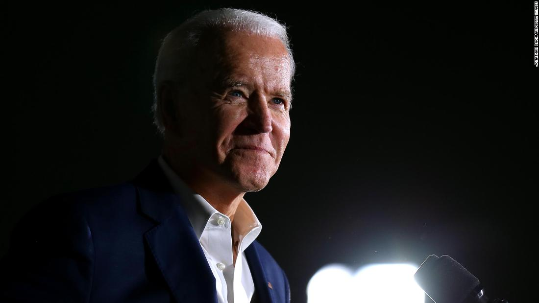 Joe Biden wins enough delegates to secure Democratic nomination