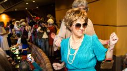The 'Golden Girls'-themed cruise was the pre-lockdown party I still miss