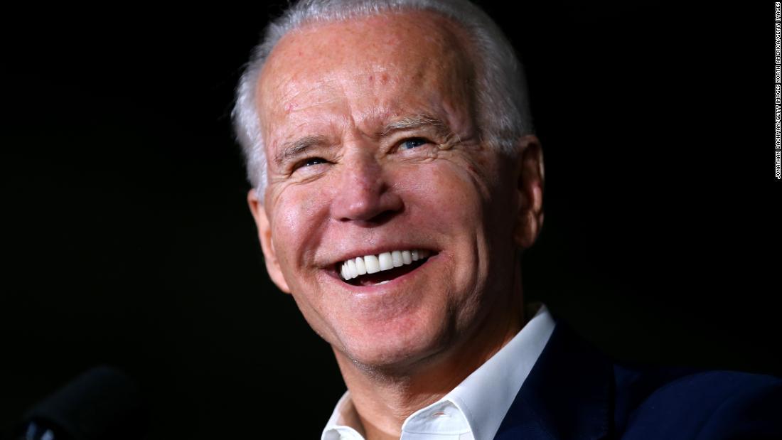 Sanders-Unterstützer: Was ich Vertrauen über Joe Biden