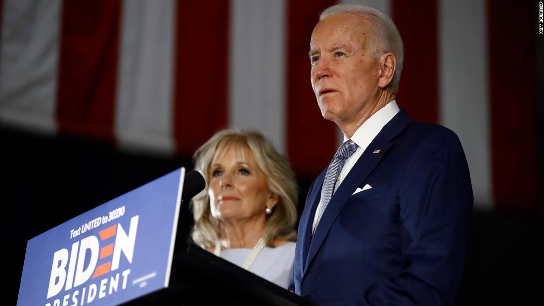 Joe Biden hires Jen O'Malley Dillon as campaign manager in shakeup -  CNNPolitics