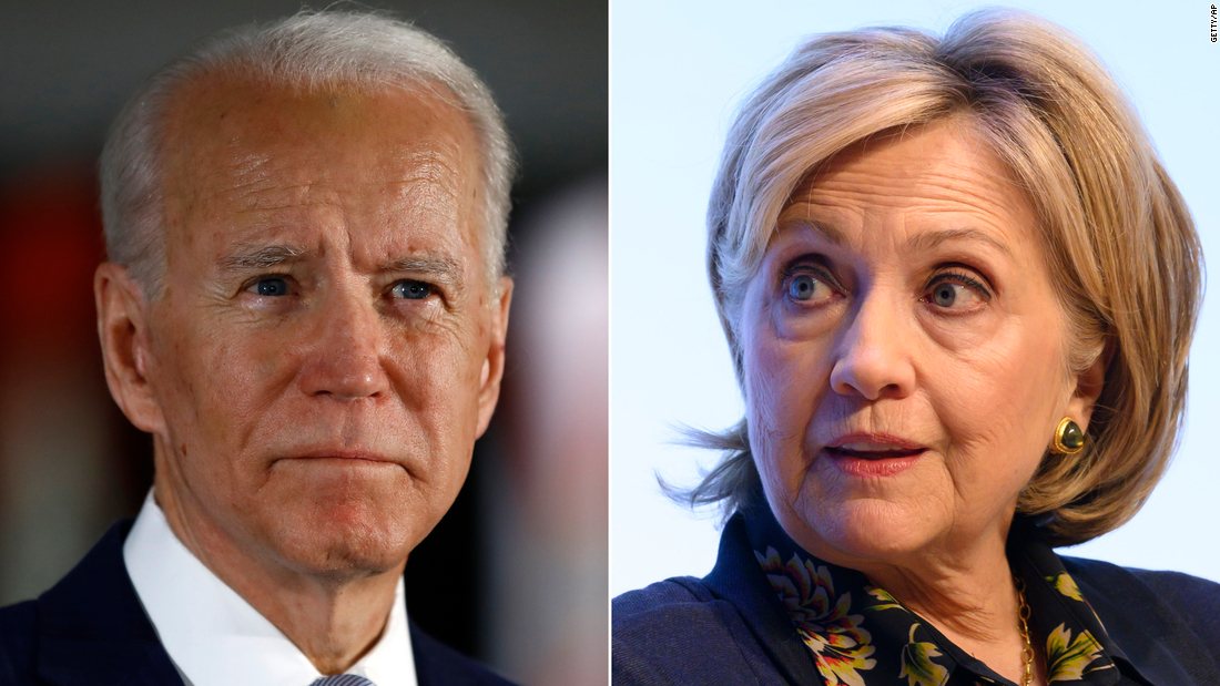 Analysis: Why Biden won where Clinton lost