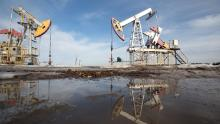 Oil prices keep tumbling, with no sign of stopping