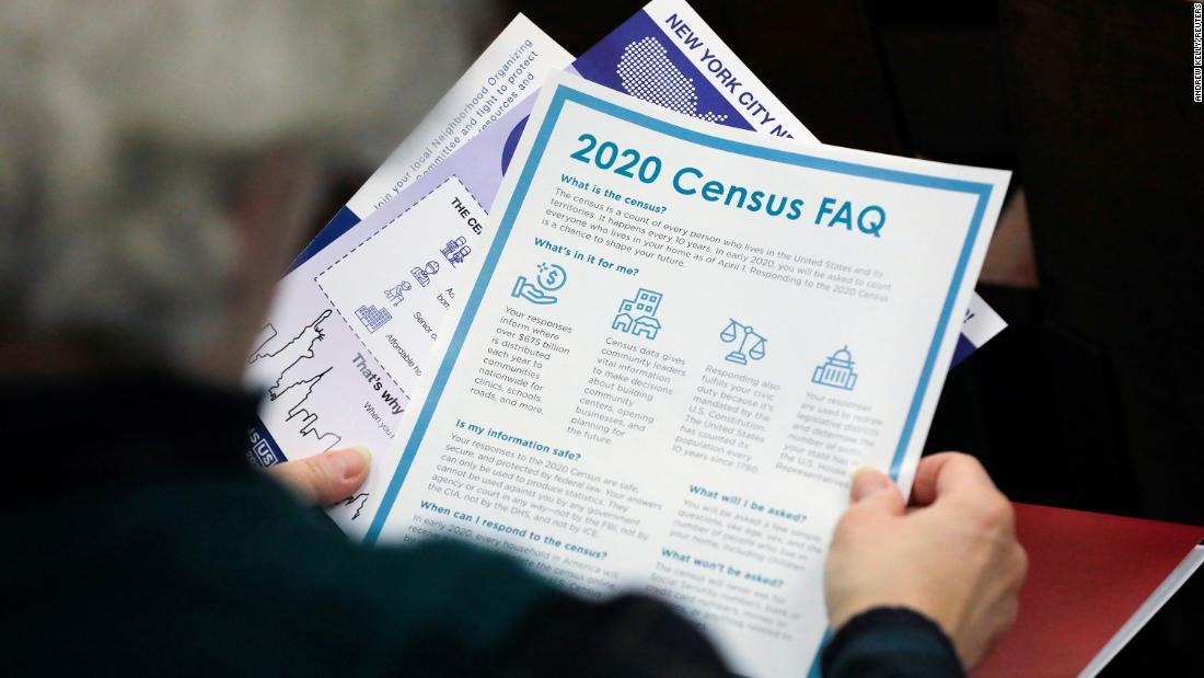 2020 sensus kicks off di Amerika Serikat saat ini. Hal ini diharapkan untuk menjadi yang terbesar dalam sejarah AS