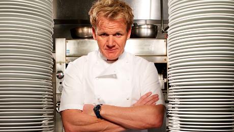 Gordon Ramsey hosts 'Kitchen Nightmares'