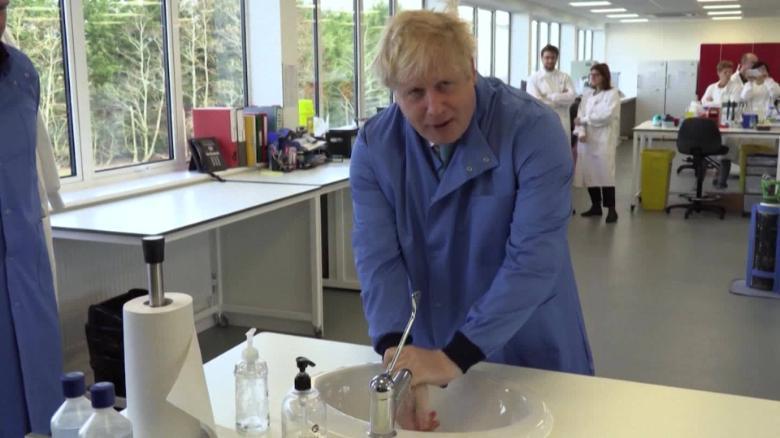 Boris Conson  koronavirus ile ilgili görsel sonucu