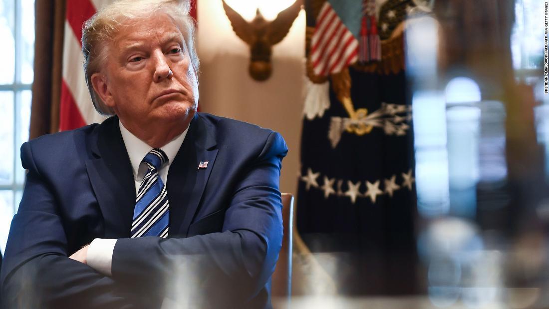 Trump sagt, er habe 'einige Entscheidungen' und machen coronavirus-Anweisung Mittwoch Abend