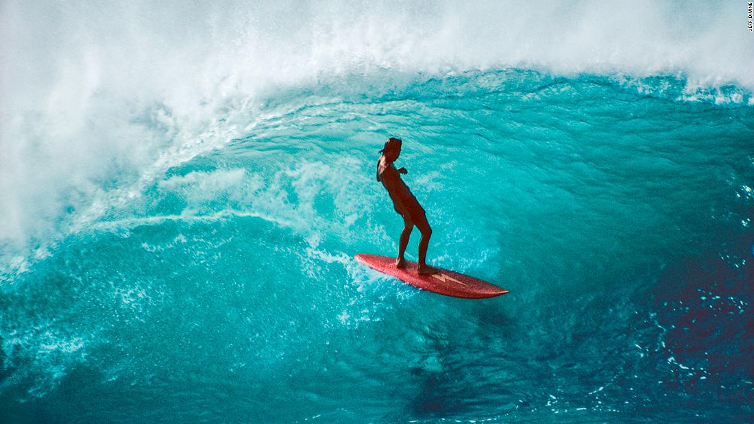 Sun-drenched photos capture the golden age of surfing