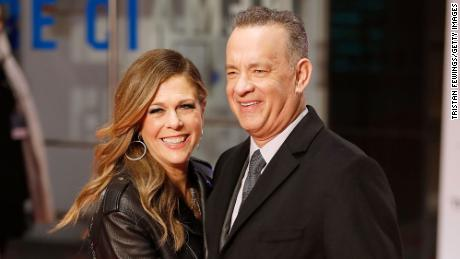 LONDON, ENGLAND - JANUARY 10:  Tom Hanks and Rita Wilson attend 'The Post' European Premeire at Odeon Leicester Square on January 10, 2018 in London, England.  (Photo by Tristan Fewings/Tristan Fewings/Getty Images)